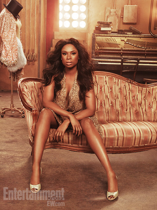 Jennifer Hudson, Smash, EW, Entertainment Weekly, photo, shoot, spread